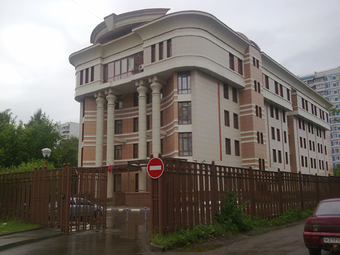 Останкинского суда Москвы