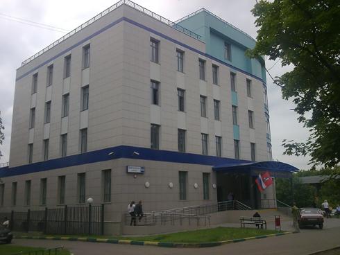 Здание Тимириязевского суда