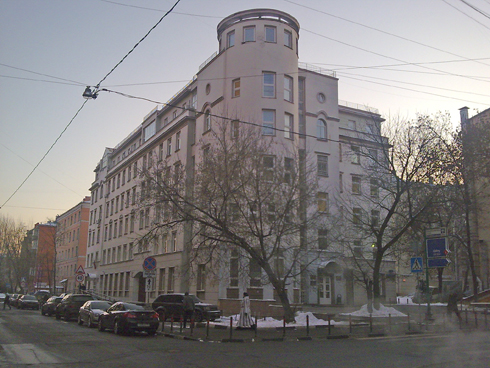 Замоскворецкий районный суд